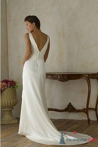 Свадебное платье AC077 - фото 13833 Невеста01