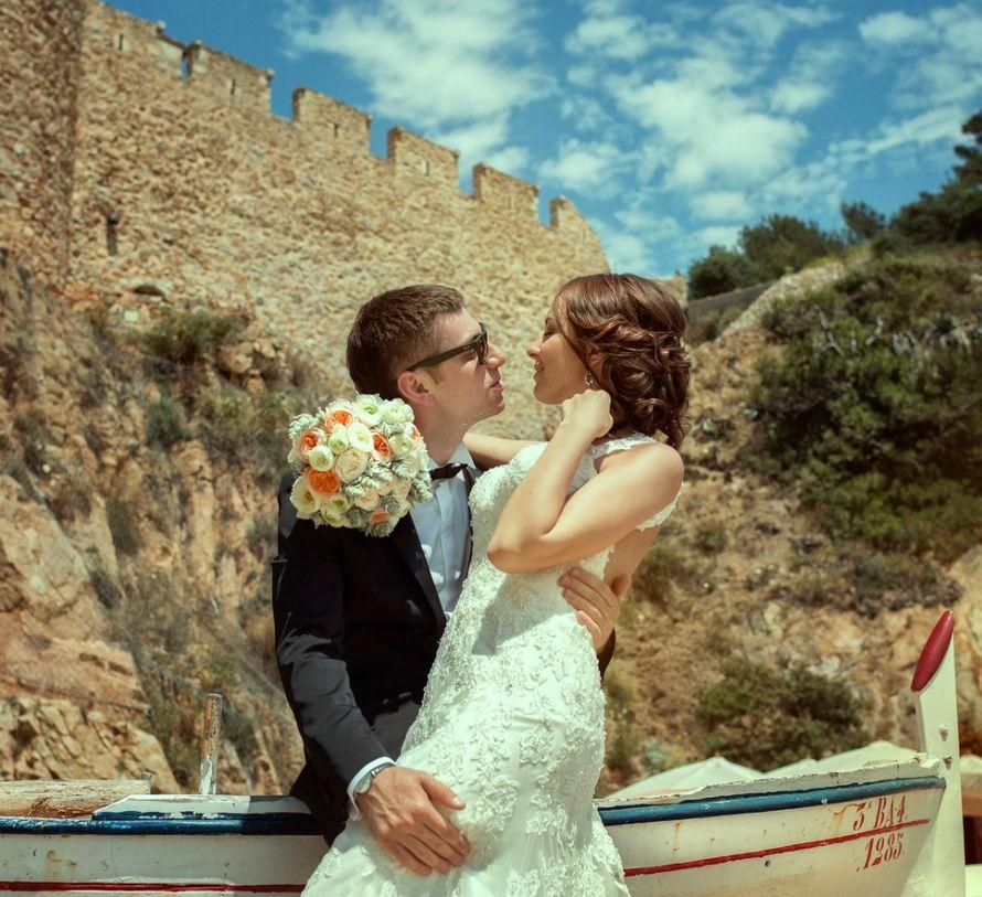 Фотосъемка свадеб в барселоне