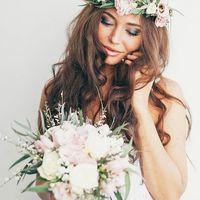 Photo: Elina Sazonova MUAH: Ekaterina Enyakova Flowers: Daria Tarasova