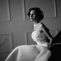 Портрет невесты, утро.