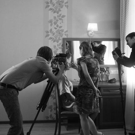 Видеосъёмка полного дня - 2 камеры