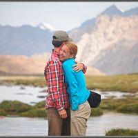 Киргизия. Свадебное путешествие. Барскоон