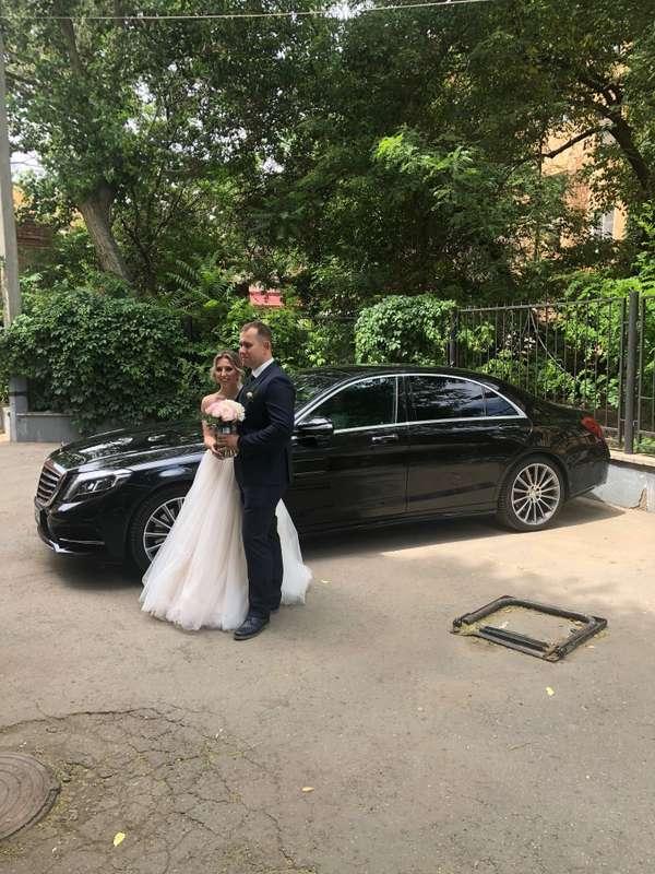 Мерседес S500 W222 на свадьбу - фото 18807460 Автомобильная компания Domkor-M