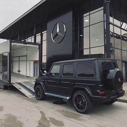 Mercedes Gelendwagen 500 в аренду