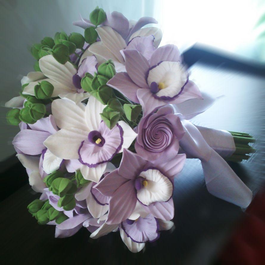 """Фото 2680923 в коллекции Мои фотографии - """"Венерин башмачок"""" - цветочные аксессуары"""
