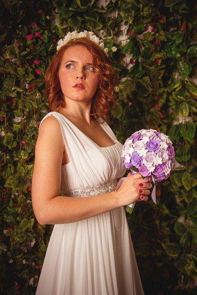 """Фото 3100165 в коллекции Фотопроекты - """"Венерин башмачок"""" - цветочные аксессуары"""