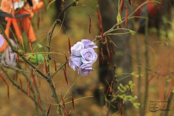 """Фото 3100453 в коллекции Фотопроекты - """"Венерин башмачок"""" - цветочные аксессуары"""