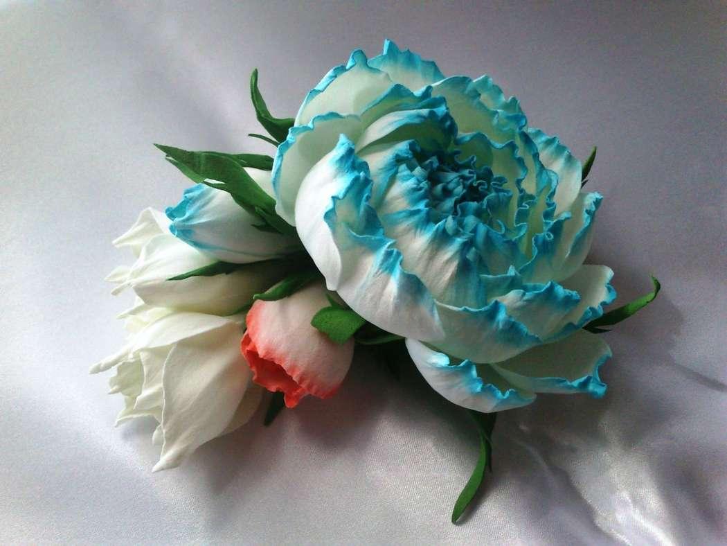 """Фото 6690678 в коллекции Мои фотографии - """"Венерин башмачок"""" - цветочные аксессуары"""