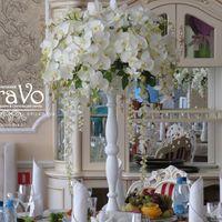 Свадьба Александра и Дарьи 2 июля 2016 г Декор столов гостей.