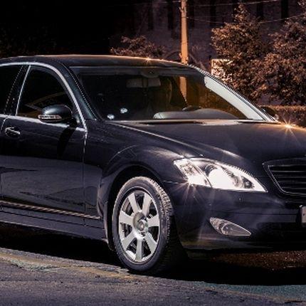 Аренда, заказ автомобилей бизнес класса на свадьбу