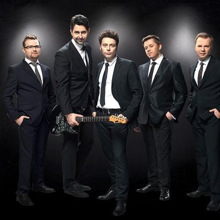 Группа Русский Бит на свадьбу (мужской вокал)