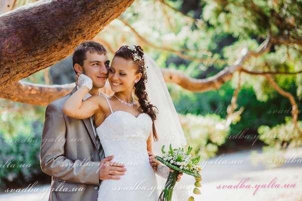 Фото 7505028 в коллекции Свадьба ДОТРОНУТЬСЯ ДО ОБЛАКОВ.Елизавета и Ярослав - Корпорация праздников Банзай в Ялте