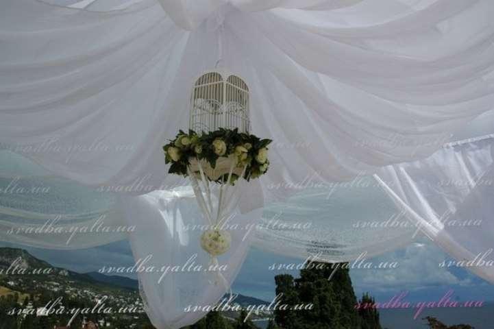 Фото 7505072 в коллекции Свадьба ДОТРОНУТЬСЯ ДО ОБЛАКОВ.Елизавета и Ярослав - Корпорация праздников Банзай в Ялте