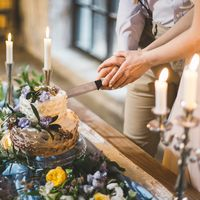 Оформление свадебной фотосессии в стиле богемный шик с совой