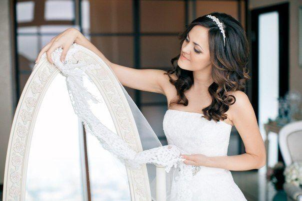 Фото 2062362 в коллекции Свадебный образ -  Свадебный стилист Дарья Родионова