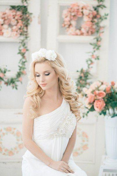 Фото 2062368 в коллекции Свадебный образ -  Свадебный стилист Дарья Родионова