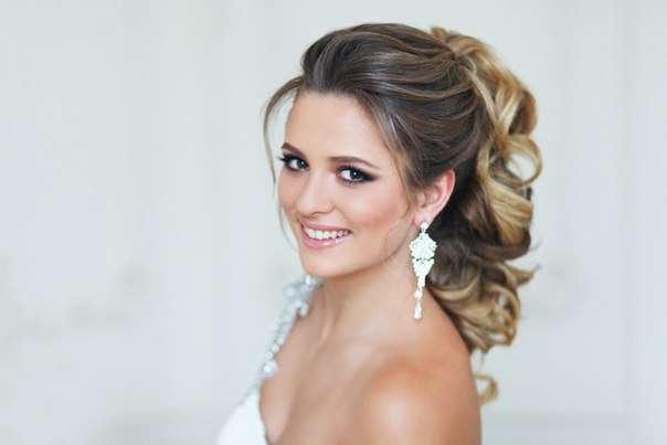 Фото 2062372 в коллекции Свадебный образ -  Свадебный стилист Дарья Родионова