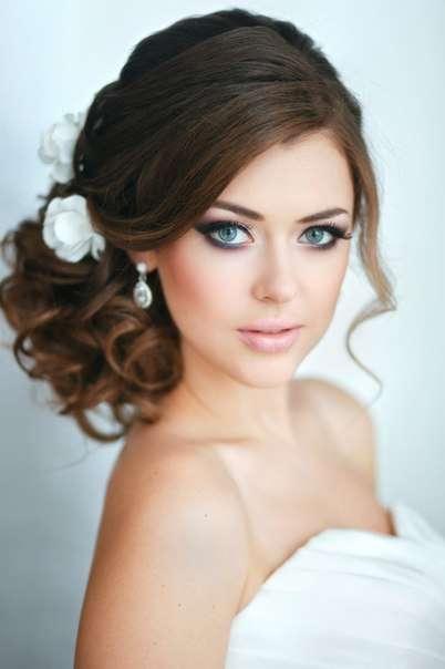 Фото 2062376 в коллекции Свадебный образ -  Свадебный стилист Дарья Родионова
