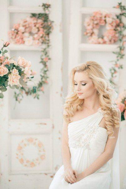 Фото 2062464 в коллекции Свадебный образ -  Свадебный стилист Дарья Родионова