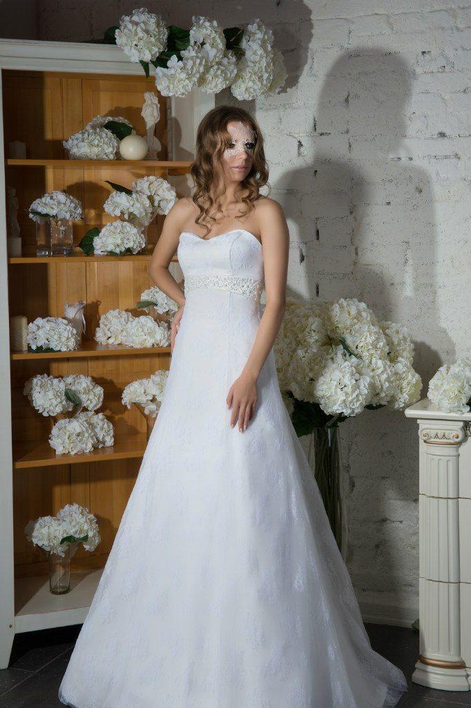 """Фото 2213170 в коллекции Коллекция """"Роскошная легкость"""" - Свадебный салон Wedding Passion"""