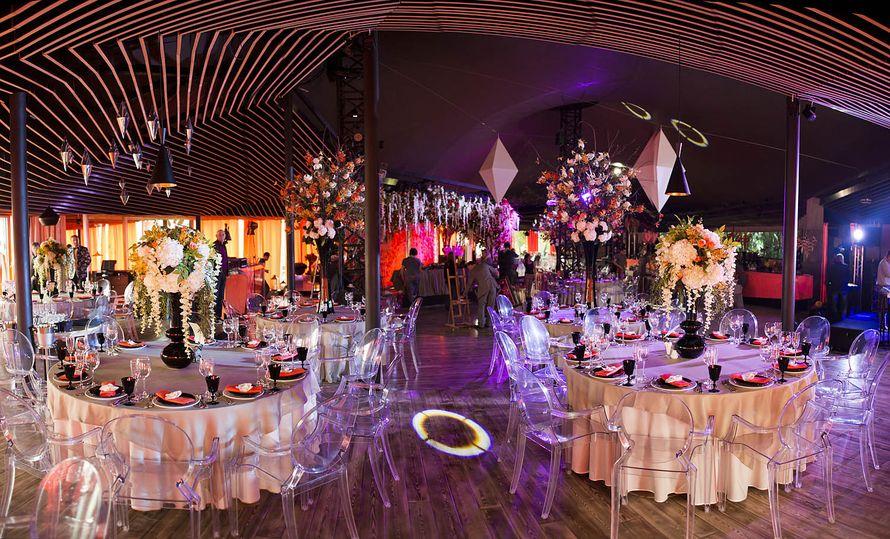 Подбор Банкетного зала   - фото 2089636 Свадебное агентство Небо на двоих