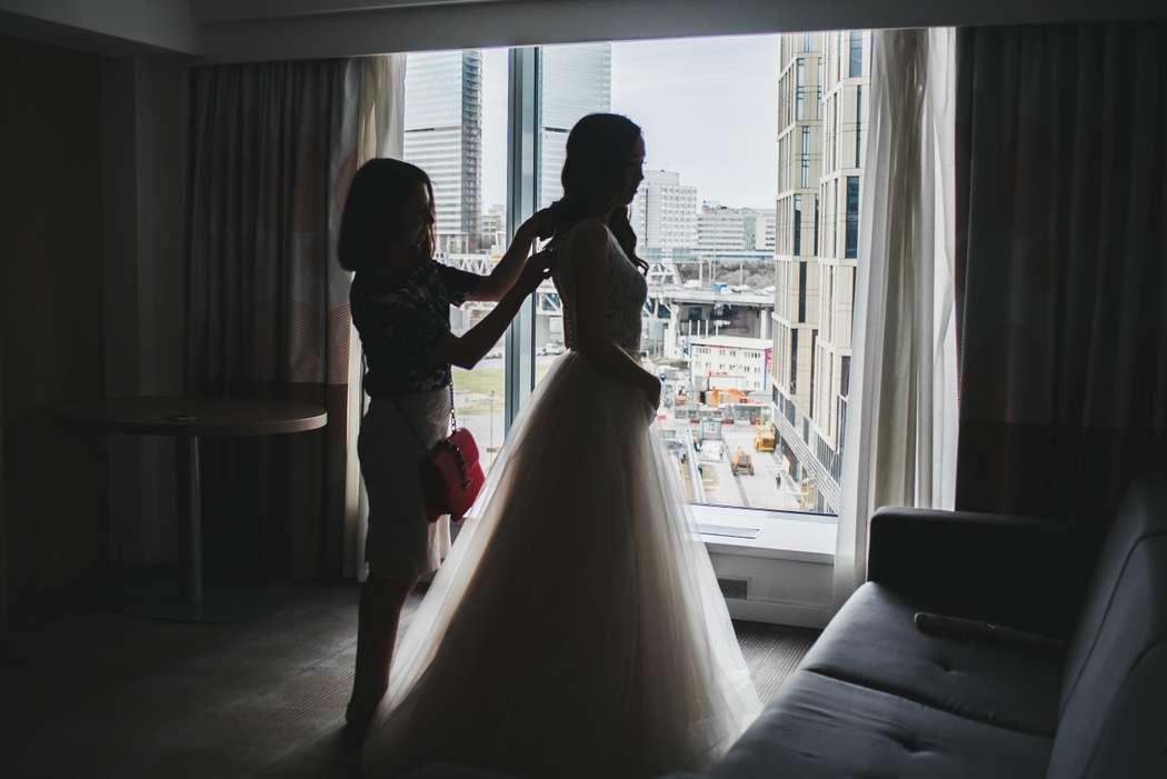 свадьба Novotel белые пионы классическая - фото 16994724 Just Mood - свадебное агентство
