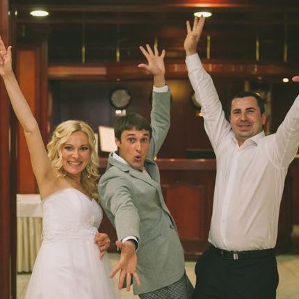 Ведущий на свадьбу, 6-7 часов