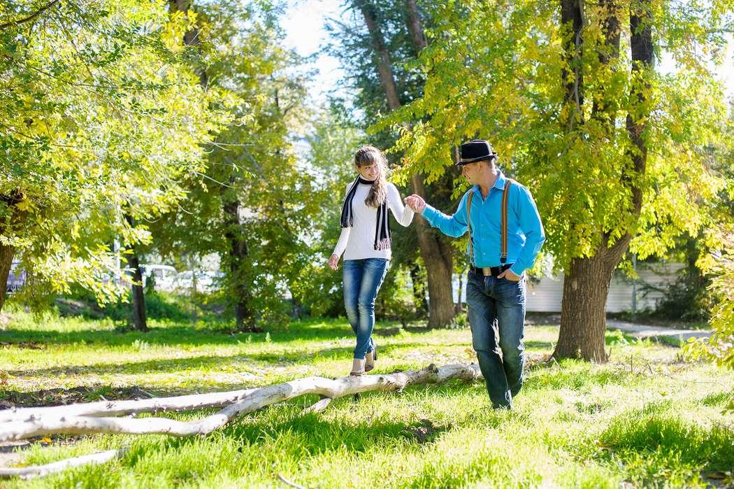 Фото 1774481 в коллекции Я осень,осень - тебя люблю .... - Калачевский Владимир  - фото и видеосъемка
