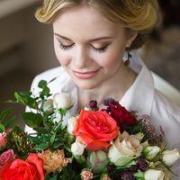 утро невесты, сборы невесты в отеле Де Пари