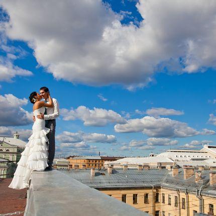 """Пакет свадебных фотоуслуг """"Художественный"""""""