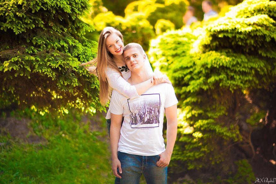 мужчина - это в первую очередь опора для женщины - фото 2381002 Свадебный Фотограф Александр Поляков