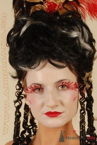 Рококо Наташа - фото 18663 Художник-визажист Андриана Юревич