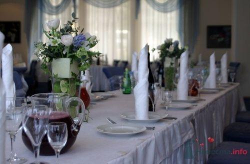 Фото 17747 в коллекции Свадьба Дианы Гуртской в Форум Холе - АртСалон - свадебная флористика