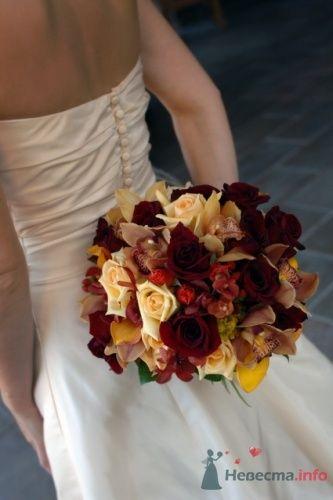 Фото 18605 в коллекции Мои фотографии - АртСалон - свадебная флористика