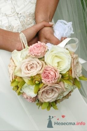 Фото 18606 в коллекции Мои фотографии - АртСалон - свадебная флористика
