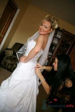 Фото 25653 в коллекции Свадьба А+А (25 апреля 2009) - Annet