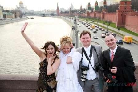 Фото 25669 в коллекции Свадьба А+А (25 апреля 2009) - Annet
