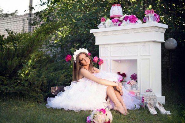 Оформление свадебных фотозон
