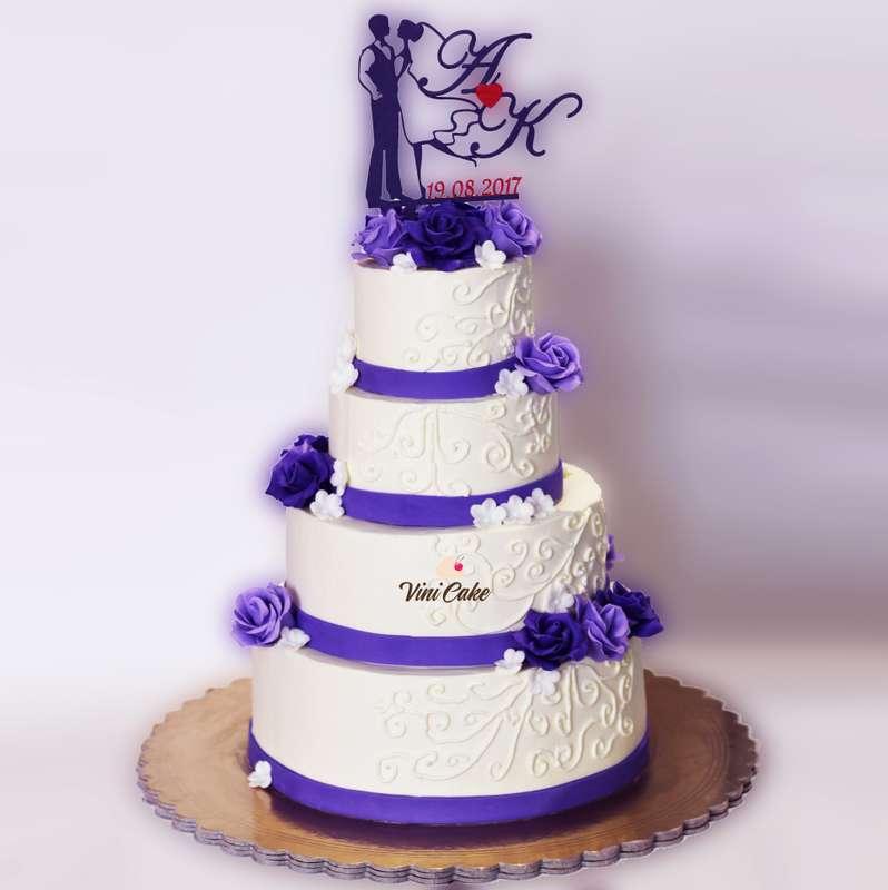 Фото 15458986 в коллекции Портфолио - Vini Cake - торты ручной работы