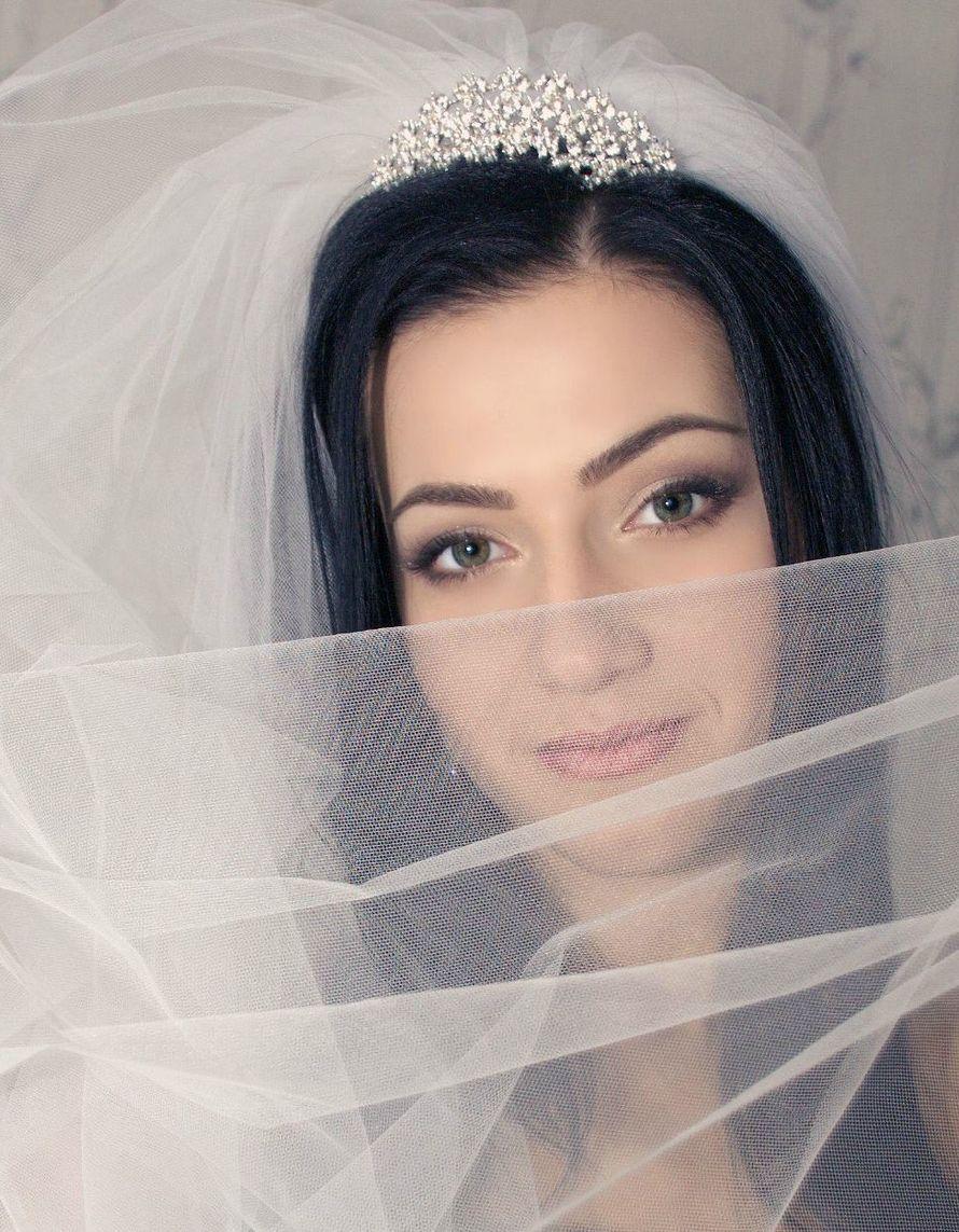 Фото 3002867 в коллекции Мои невесты - Оксана Негру - стилист-визажист