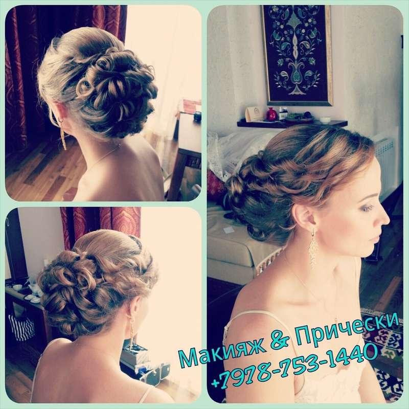 Фото 3002871 в коллекции Мои невесты - Оксана Негру - стилист-визажист