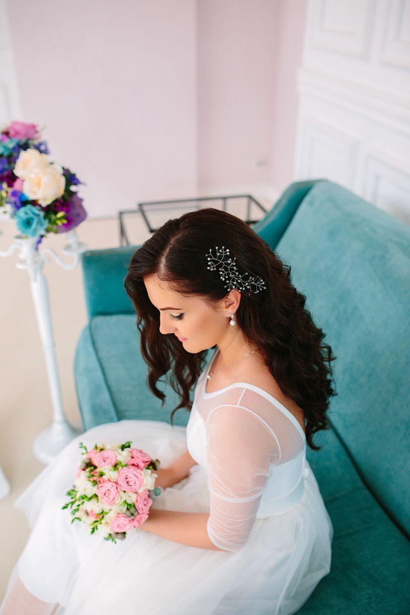 Фото 12591960 в коллекции Невеста Кристина - Визажист Ирина Макарова