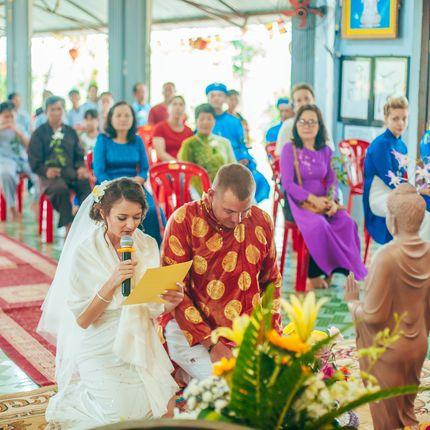 Организация буддистской церемонии