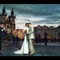 Свадьба в Чехии -