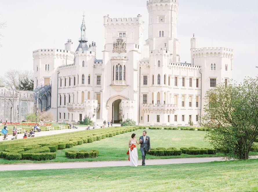 """Свадьба в замке Глубока над Влтавой - фото 12851486 """"Luxe svadba"""" - свадьба в Чехии"""