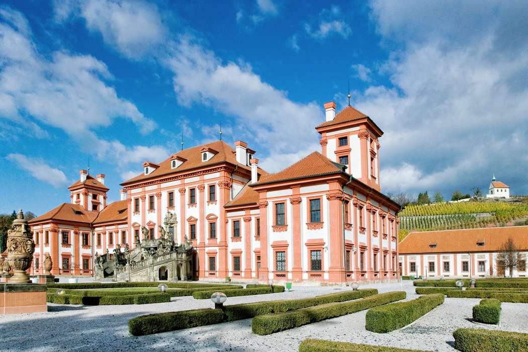 """Свадьба в замке Троя - фото 12851864 """"Luxe svadba"""" - свадьба в Чехии"""