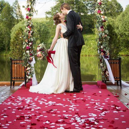 """Церемония регистрации брака """"Под ключ"""""""