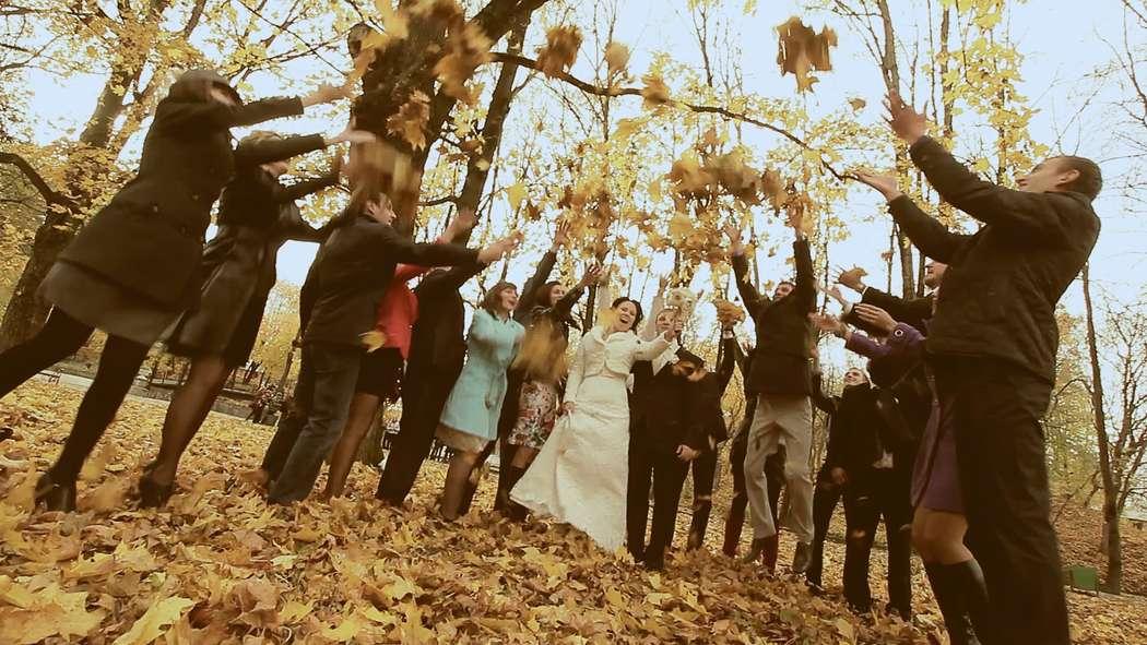 Фото 2247482 в коллекции Осенняя свадьба - Кинофрейм - Продакшн-студия