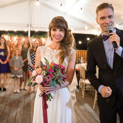 Проведение свадьбы, 6 часов (октябрь - май)
