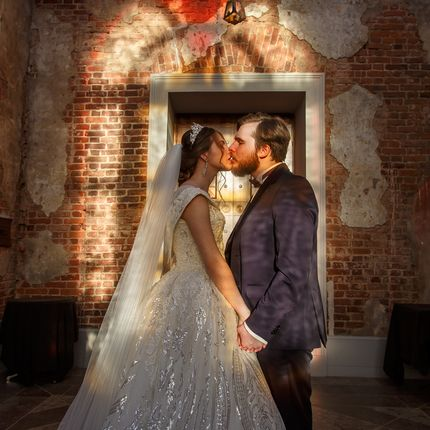 Организация свадьбы в замке на 10 персон
